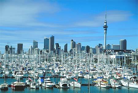 Auckland - Nova Zelandia 003