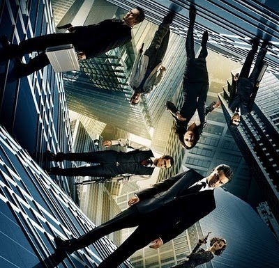Inception Poster mix