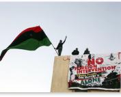 NoForeignInterventionInLibya