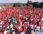 4 congresso nacionalk mst - brasilia - df - agosto 2001Credito: arquivo MST