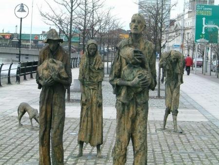 Famine_memorial_dublin