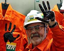 Lula oil