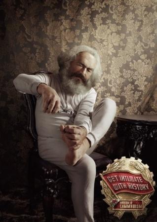 Marx-Fussnagel