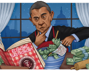 Obama-economic-gastronomy