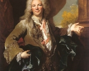 Portrait of a Gentleman by Largilliére (1720)