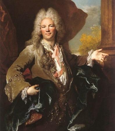 Portrait of a Gentleman by Largilliére (1720)