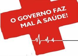 o governo faz mal à saúde