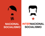 socialismo nacional internacional nazismo